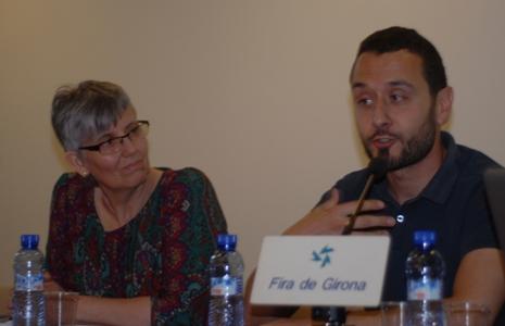 Cristina Vicente-Almazán i David Vázquez
