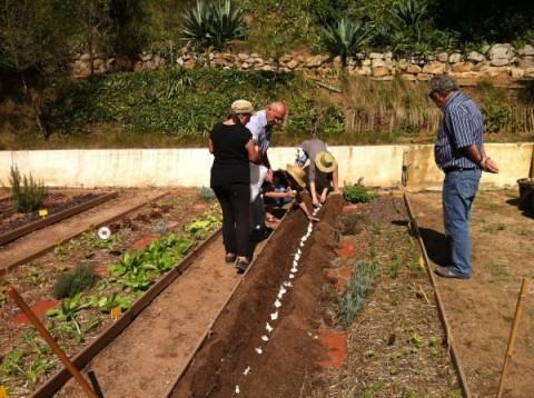 Agricultura social: Jardí Botànic de Barcelona
