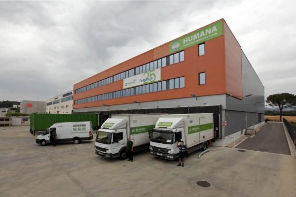 La planta està instal·lada al polígon industrial Ametlla Park. Foto: Juanma Peláez