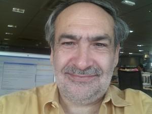 Antonio Cerrillo, periodista de La Vanguardia.