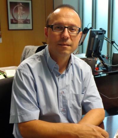El director de l'Oficina Catalana del Canvi Climàtic, Salvador Samitier.