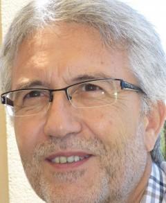 Catedràtic de Meteorologia per la Universitat de les Illes Balears, Sergio Alonso.