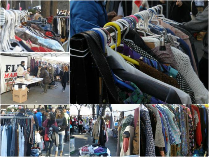 Vam estar presents al Flea Market Barcelona del passat cap de setmana.