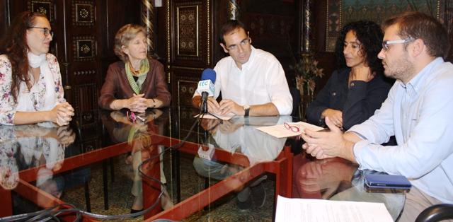 L'acte de signatura s'ha fet a l'ajuntament del municipi vallesà.