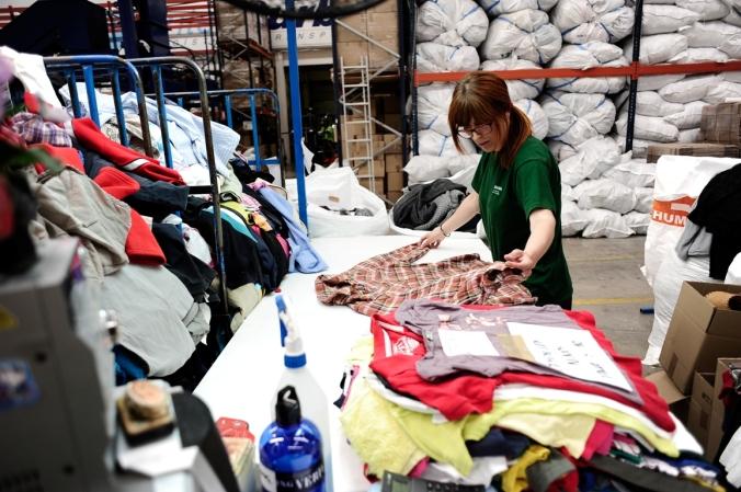 La roba classificada a l'Ametlla del Vallès està sotmesa a un procés de qualitat.