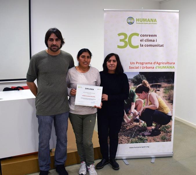 3C_Lliçà d'Amunt_despedida activistas_certificados_María Alanes