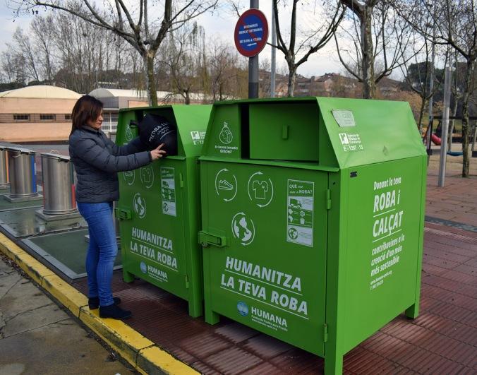 Humana_Dia Mundial del Reciclatge